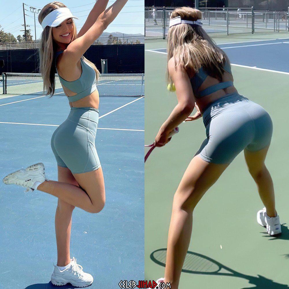 Loren Gray ass