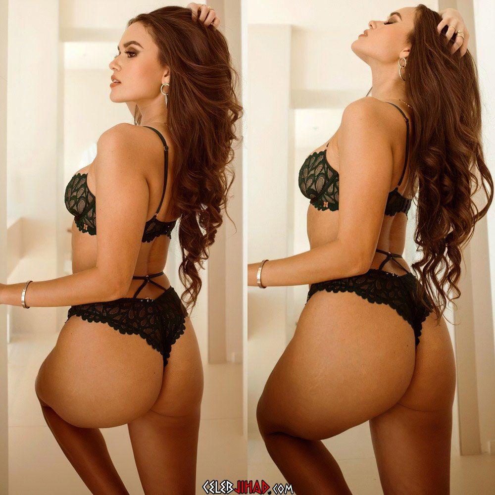 Madison Pettis ass
